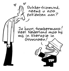 Sigmund in Groningen