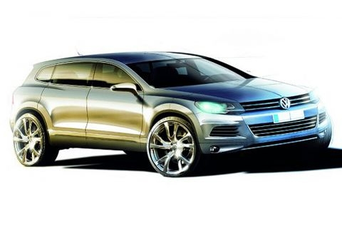 Volkswagen wil 7-zits SUV