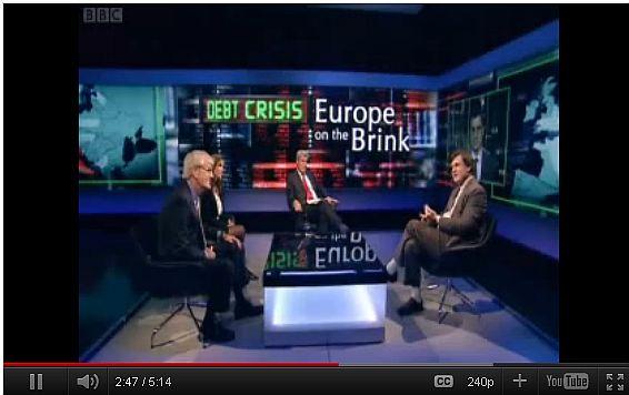 Britten spugen op euro