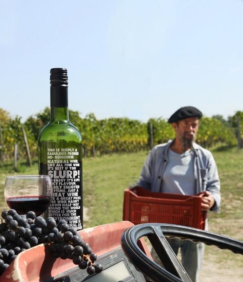 Gort komt met Slurp-wijn