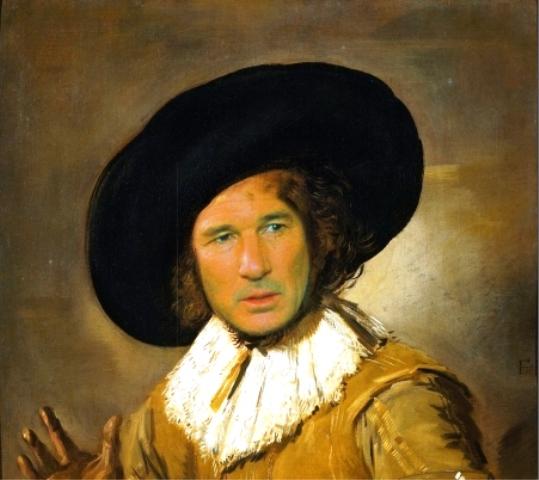 Waarom schilderde Rembrandt jou niet?