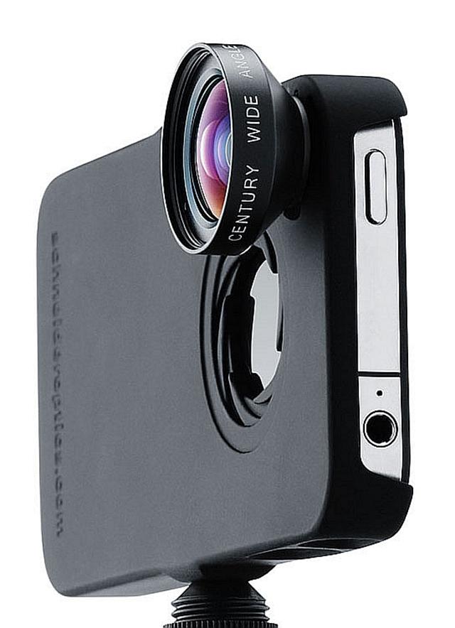 Prof lens voor iPhone