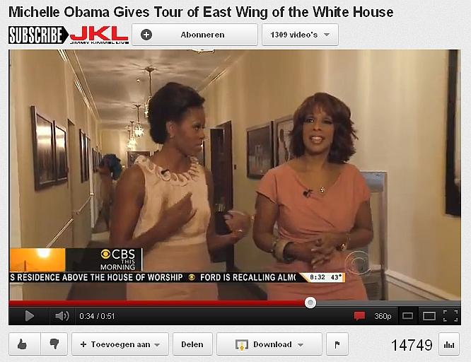 Binnenkijken in Witte Huis