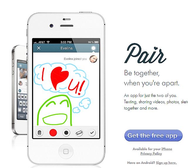 Een app voor met z'n tweeën