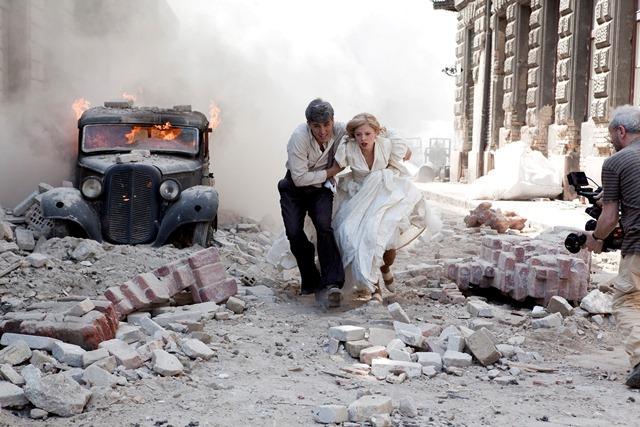 Laatste opnamen voor Rotterdamse oorlogsfilm