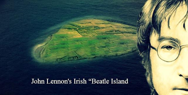 Beatles-eiland in de verkoop