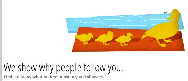Wie volgt je waarom?