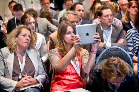 Voor alle technofreaks en andere geïnteresseerden zijn er bijeenkomsten.