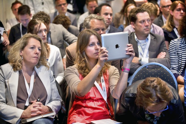 eWeek in Amsterdam voor digi-experts