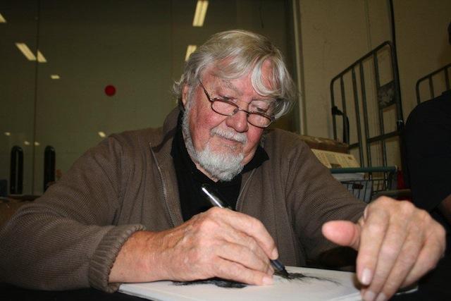 Cartoonist Lohman overleden