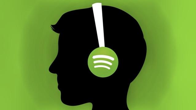 Stemmen op je Spotify-songs