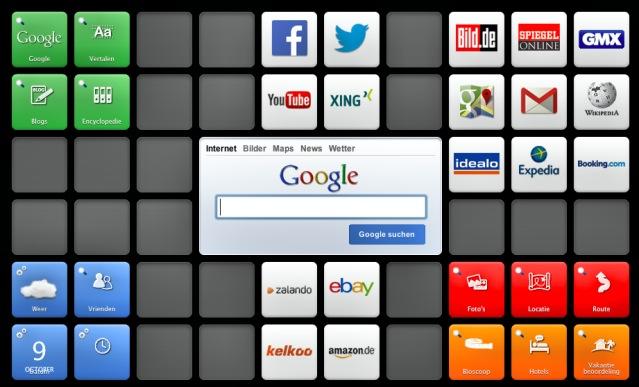 Symbaloo neemt taak iGoogle over