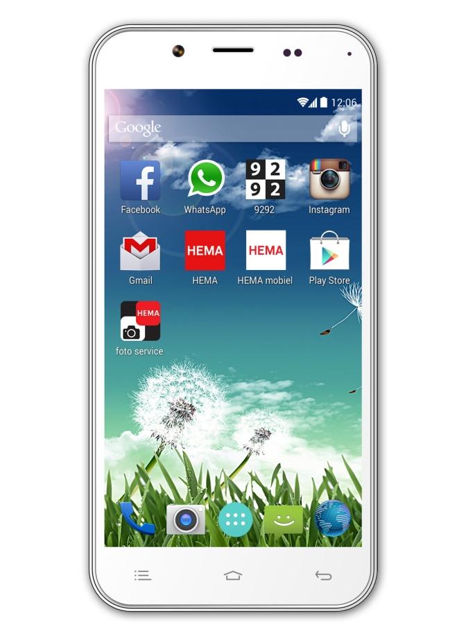 Hema mobieltje voor 100 euro